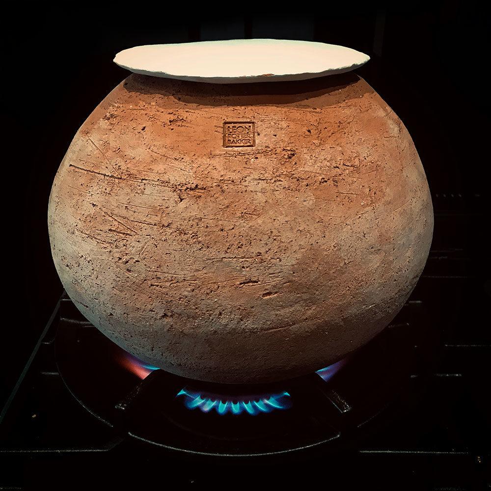 Clay Slow Ritual Pot